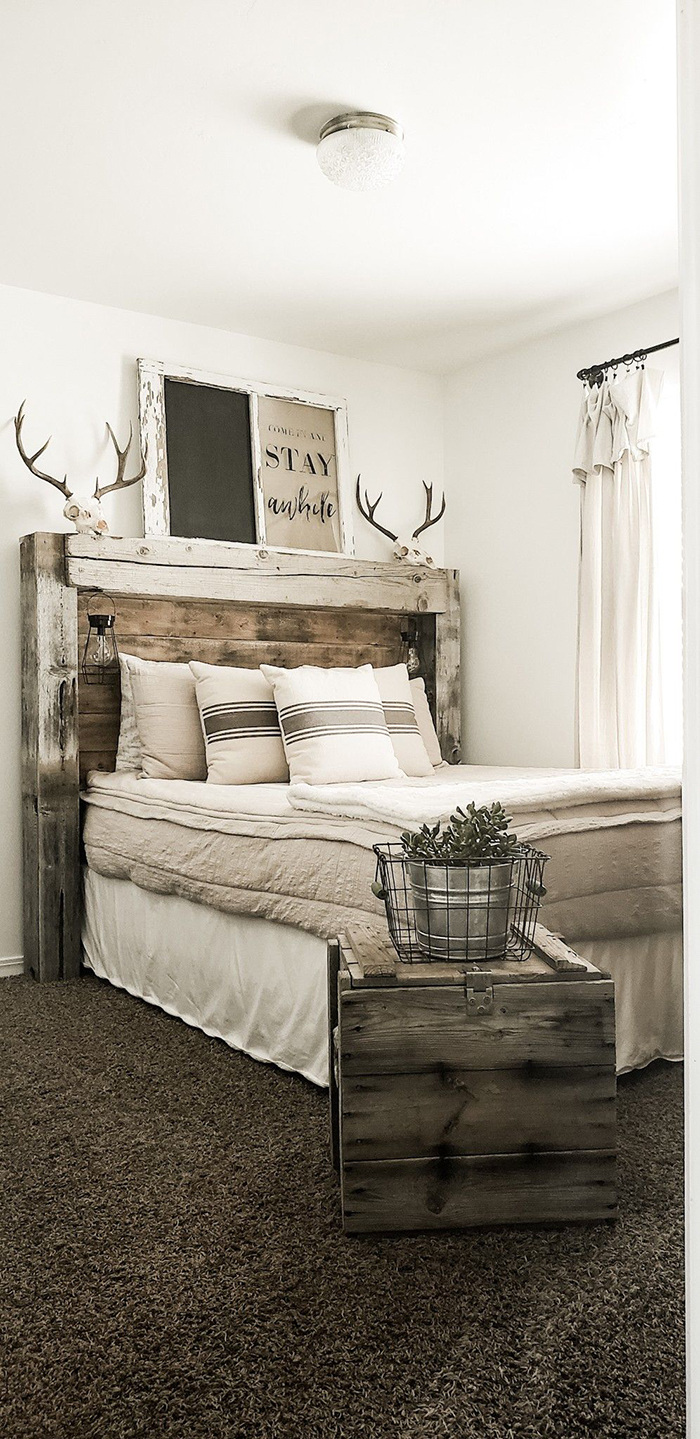 Image of: Pick Your Really Cool Diy Headboard Pretend Magazine