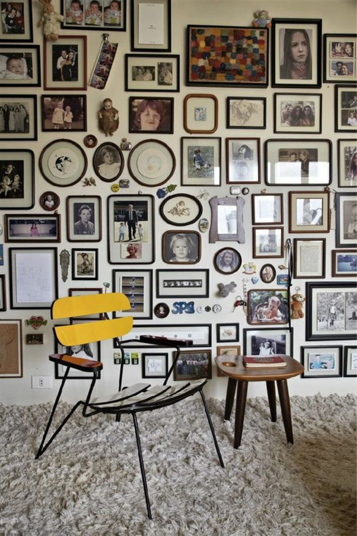amazing photo wall entire wall photos
