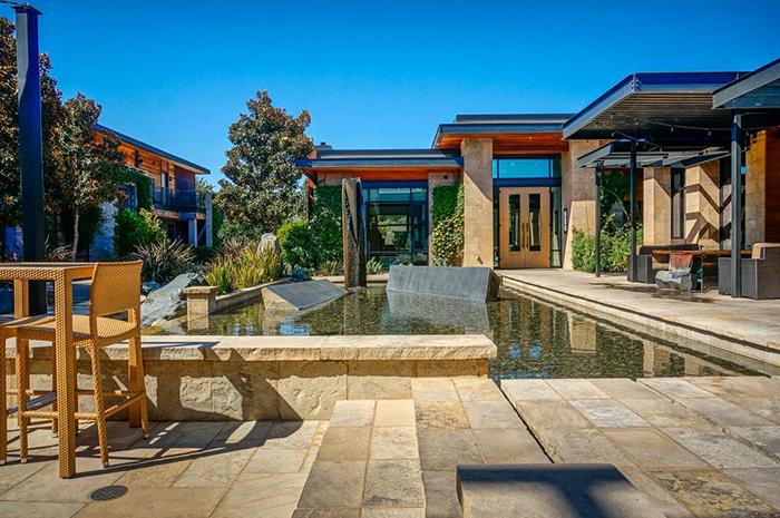 Bardessono hotel Napa vacation ideas outdoor pool