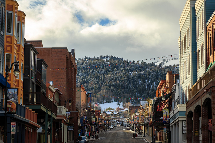 best small towns in USA small town living main street small town