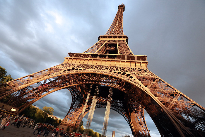 Things to do in Europe Eiffel Tower Paris sightseeing