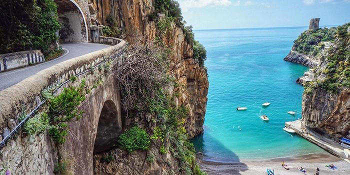 Drive the Amalfi coast things to do in Europe blue sea narrow roads