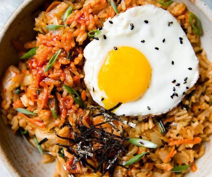 Korean cuisine Best of asian food