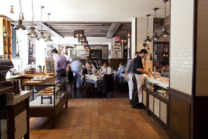 Maialino best italian restaurants New York restaurant interior