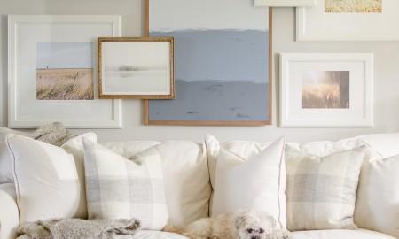 Photo Wall Ideas Neutral Look