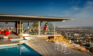 Stahl-House-USA-Mid-Century-Modern-Home-view