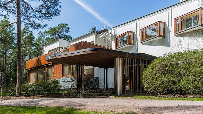 Villa Mairea Mid Cnetury Modern Home Finland