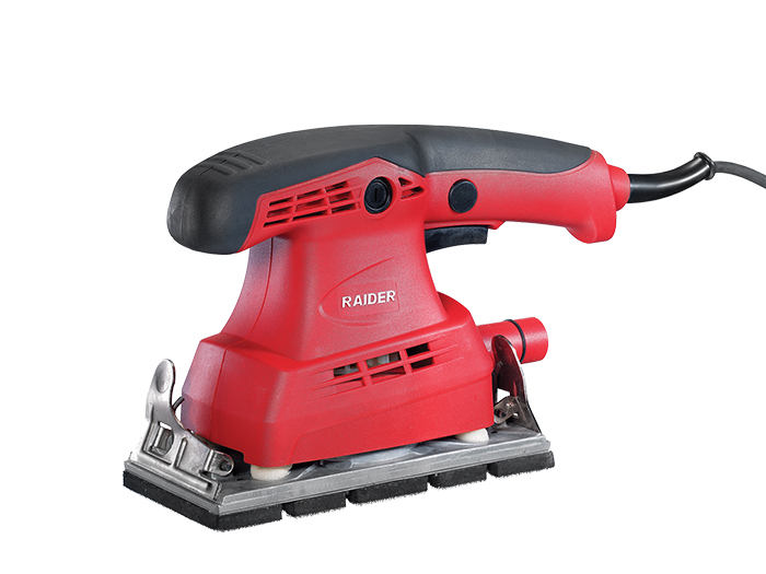 how to refinish a table electric sander red color