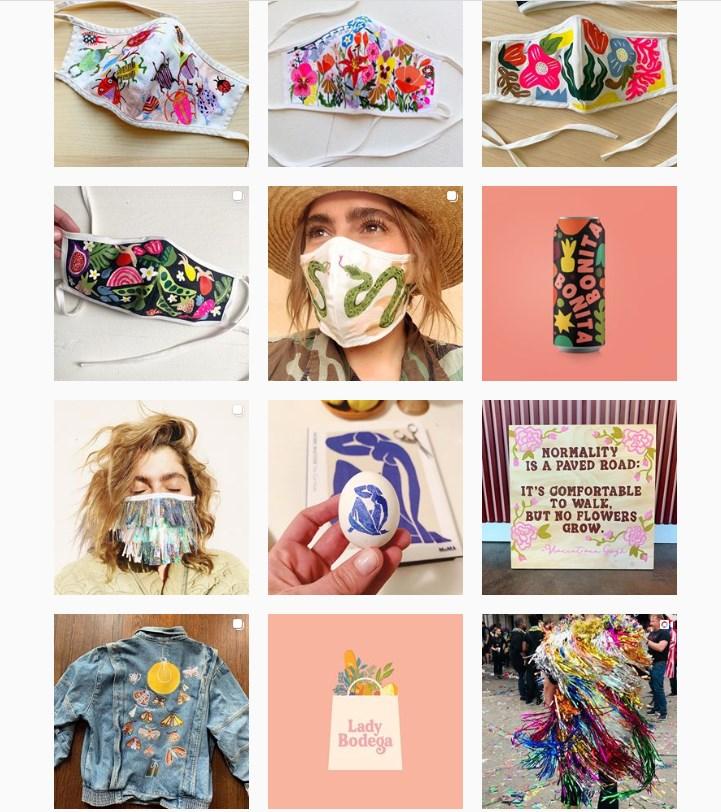 Best Instagram Artists Wylie West Creative