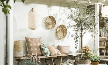 vintage light summer decors