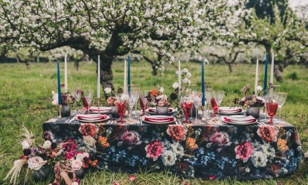 Wedding table inspiration autumn ideas
