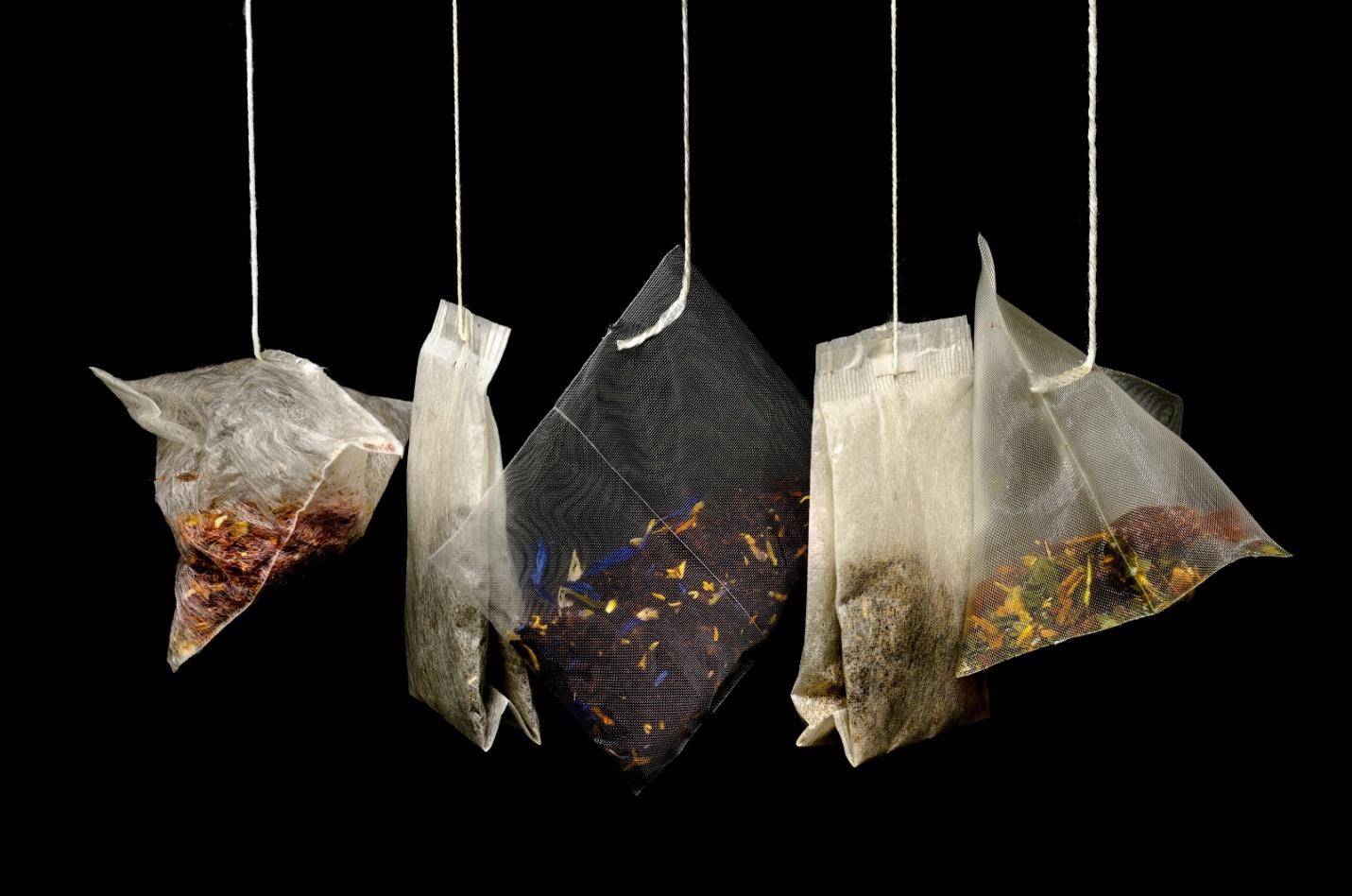 Reusable Tea Bags ideas