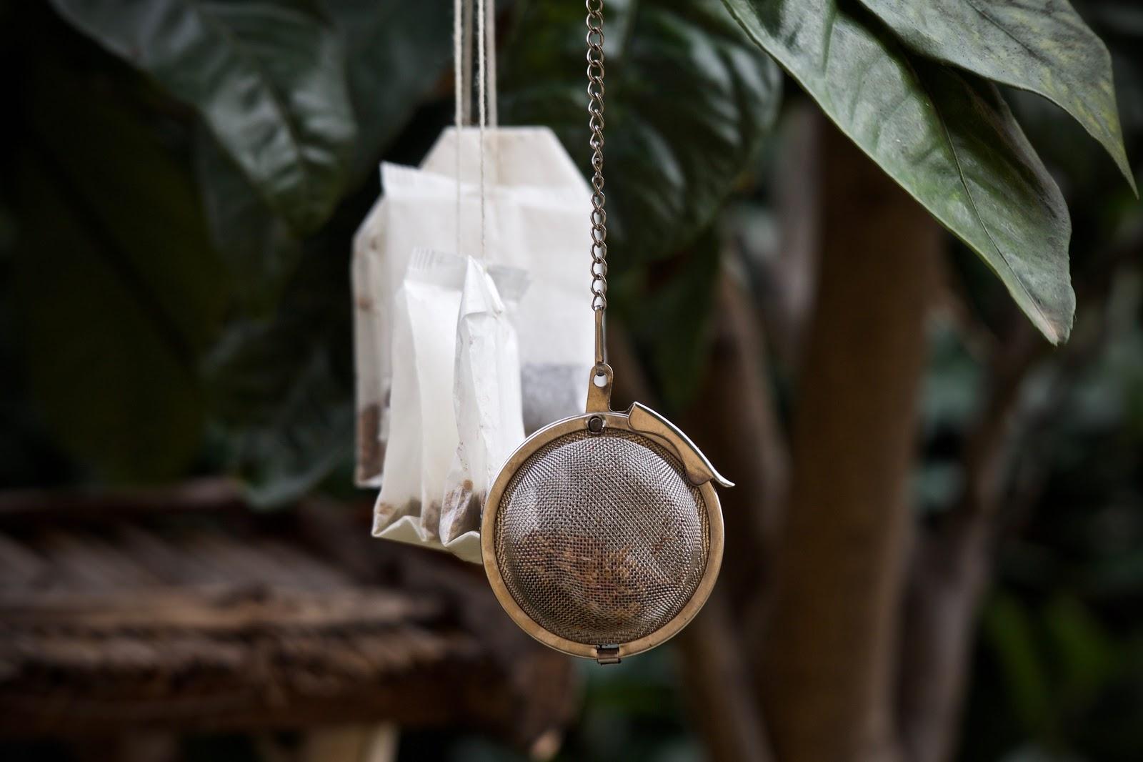 Reusable Tea Bags tips and ideas