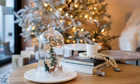 winter fairytale decor