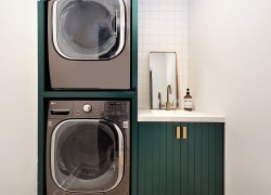 How To Maximize The Space In Your Laundry Room 1