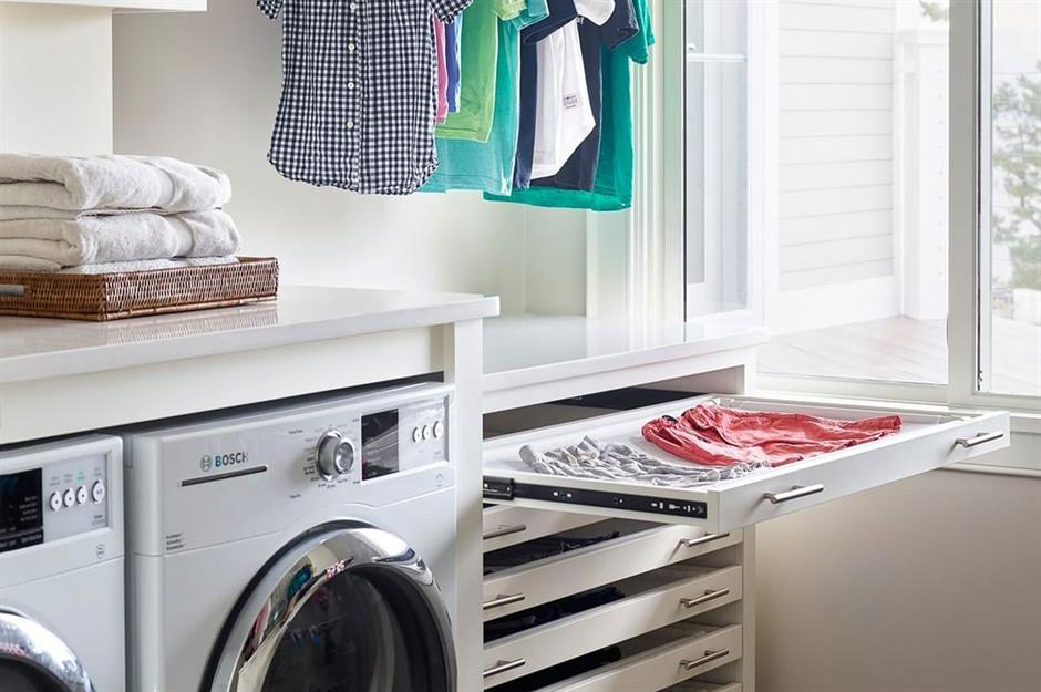 How To Maximize The Space In Your Laundry Room 2
