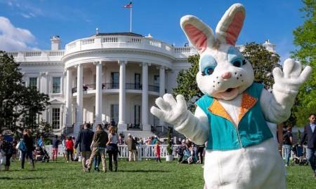 Famous White House Easter Egg roll