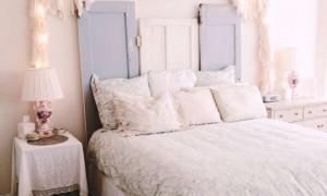 romatic bedroom design