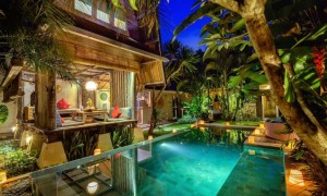 Best romantic villas this summer