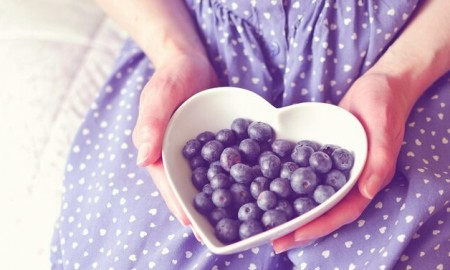 blueberries and fertility