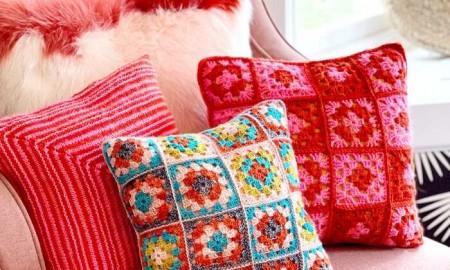 granny decorative pillows