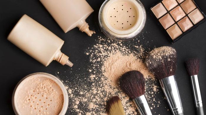 sunkissed skin tips make up brushes foundations powders eye shadows