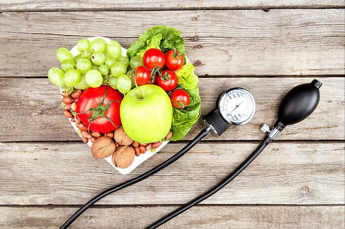 blood pressure diet